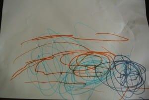 Ethan's Pen Masterpiece