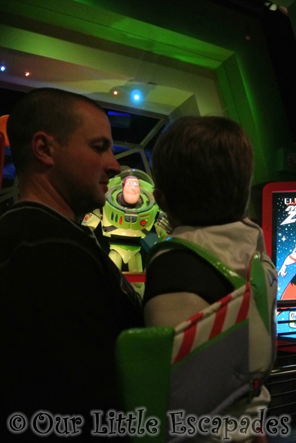 buzz lightyears space ranger spin walt disney world