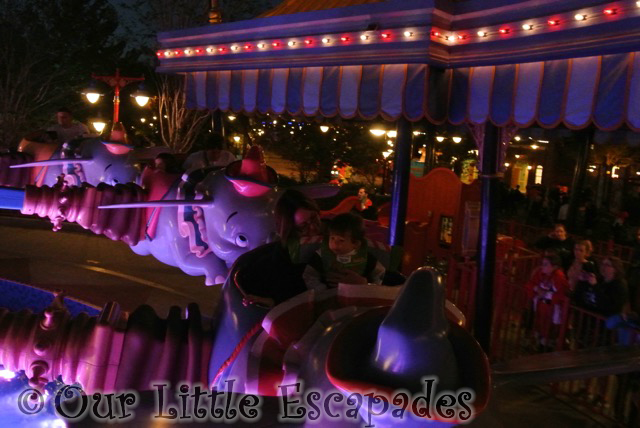 dumbo fantasyland mickeys not so scary halloween party