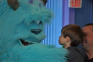 Ethan and Sully Hollywood Studios