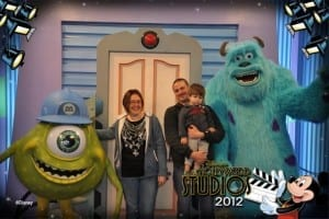 Monsters Inc Hollywood Studios