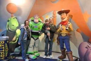 Buzz and Woody Hollywood Studios