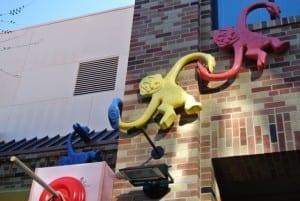 Hollywood Studios Pixar Place