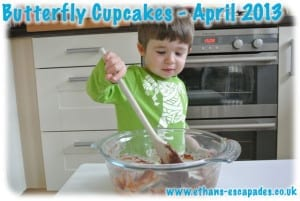 Make & Bake with Peppa Pig Butterfly Cakes