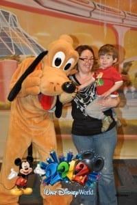 Pluto EPCOT