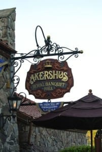 Akershus Princess Breakfast