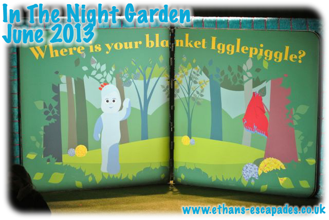 In The Night Garden Live June 2013 Our Little Escapades