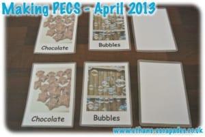 Making PECS