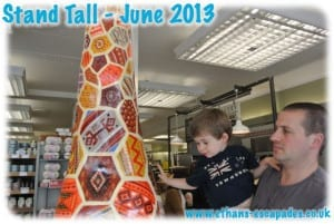 Colchester Zoo Stand Tall Trail
