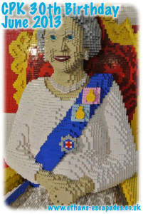 LEGO Royal Family