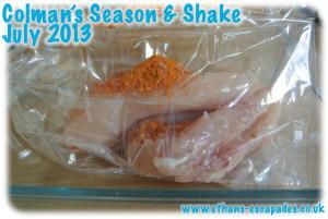 Colman's Season & Shake Piri Piri Chicken