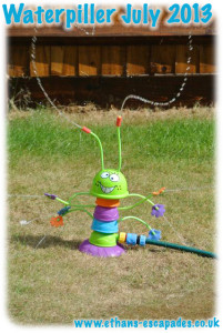 Waterpiller Childrens Sprinkler