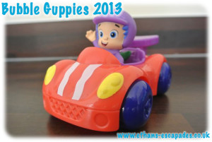 Bubble Guppies Gil & Red Racer