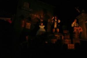 Magic Kingdom Pirates of the Caribbean