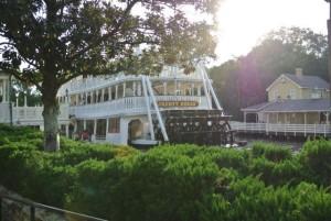 Magic Kingdom Liberty Square Riverboat