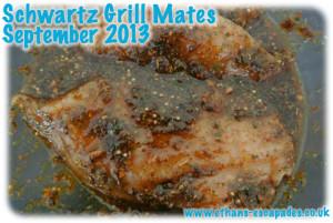 Schwartz Grill Mates Cajun Marinade Mix