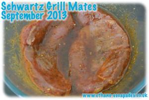 Schwartz Grill Mates Deep South Brown Sugar Marinade Mix