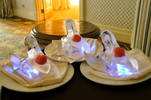 Cinderella's glass Slipper slipper sorbet