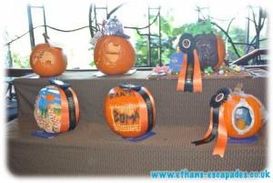 Animal Kingdom Lodge Pumpkins