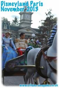 Disneyland Paris Day Disney Magic on Parade