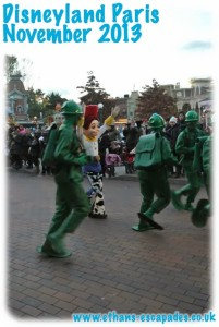 Disneyland Paris Day Disney Magic on Parade