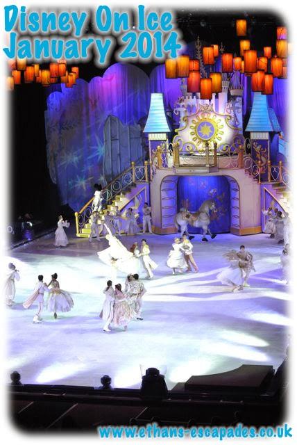Disney On Ice Dare To Dream