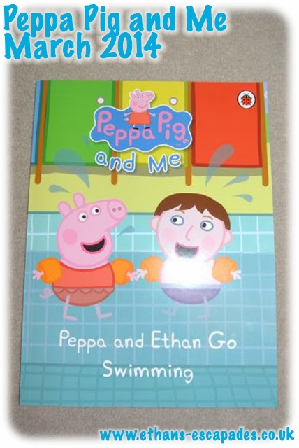 Penwizard Peppa Pig And Me Personalised Book Review Our Little