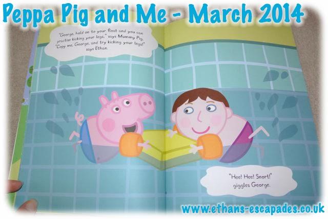 Penwizard Peppa Pig and Me Personalised Book
