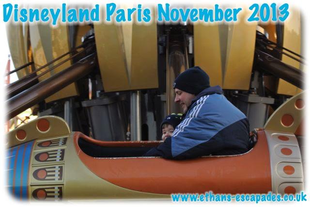 Disneyland Paris Christmas Orbitron