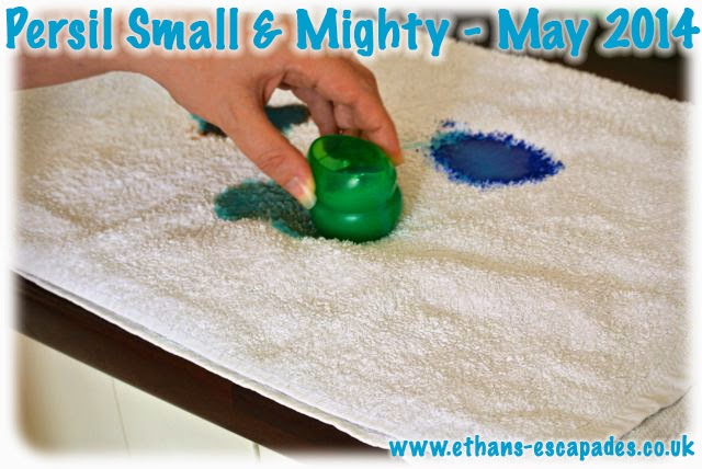 Persil Small & Mighty Product Review