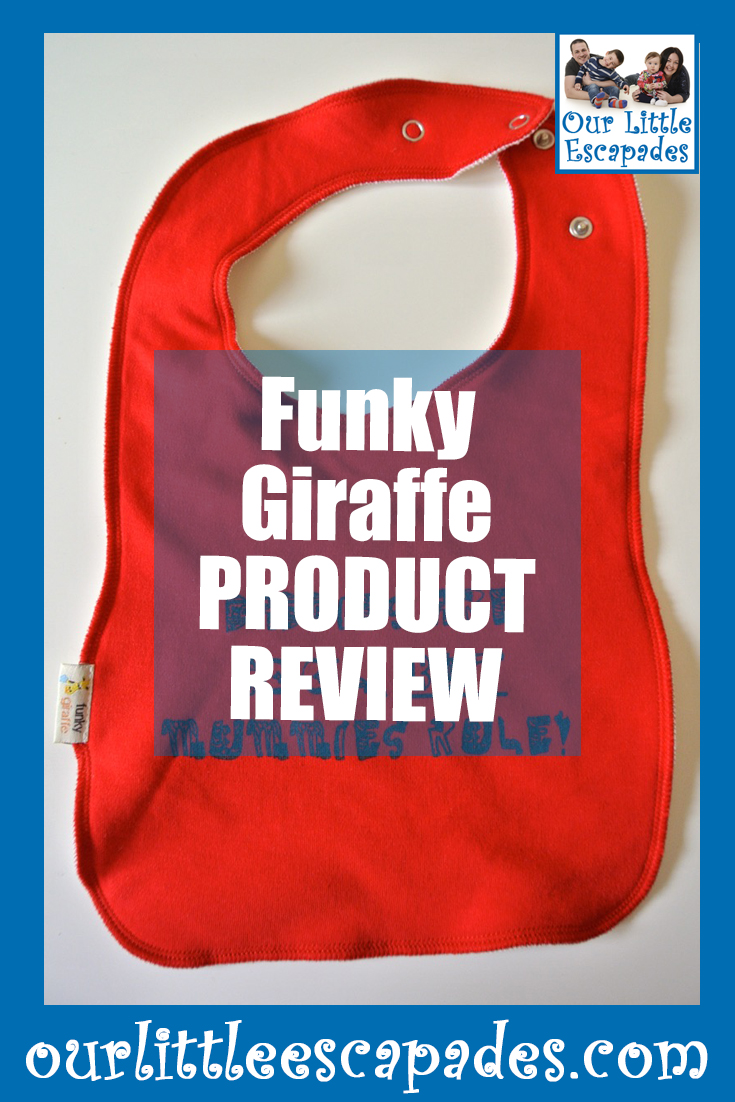 funky giraffe PRODUCT REVIEW