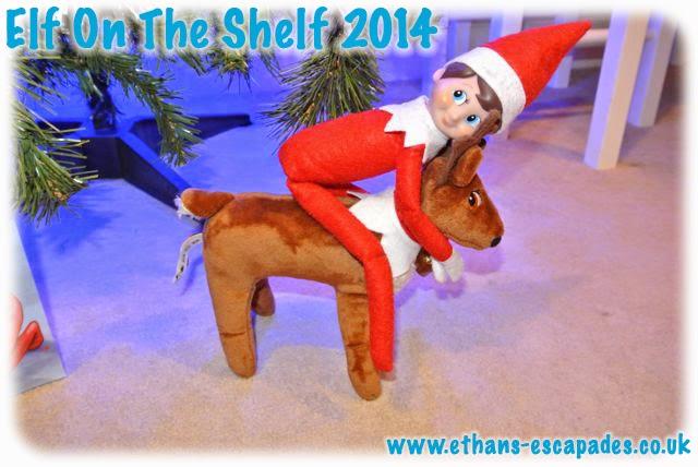 Elf on the shelf Elf Pets Reindeer
