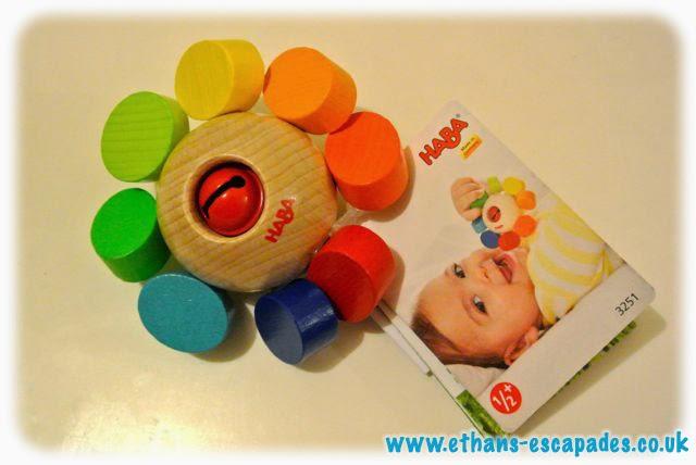HABA Clutching Toy Whirlygig