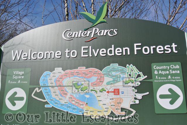 Elveden Forest Center Parcs