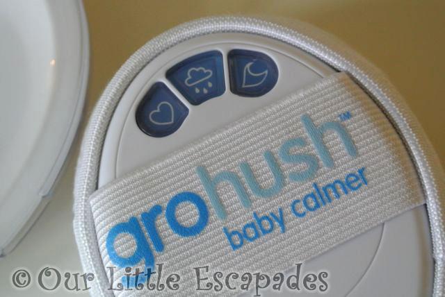 GroHush Baby Calmer