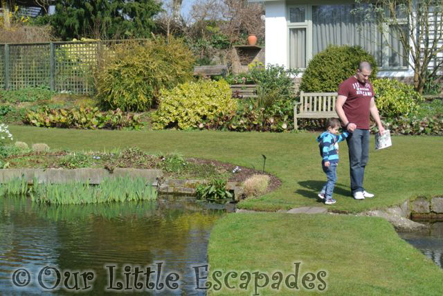 The Beth Chatto Gardens Easter Egg Hunt