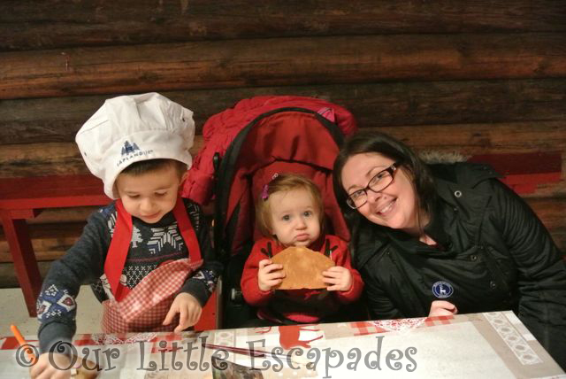 jane ethan little e mother christmas kitchen lapland uk superstar day