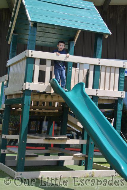 ethan playground diggerland kent