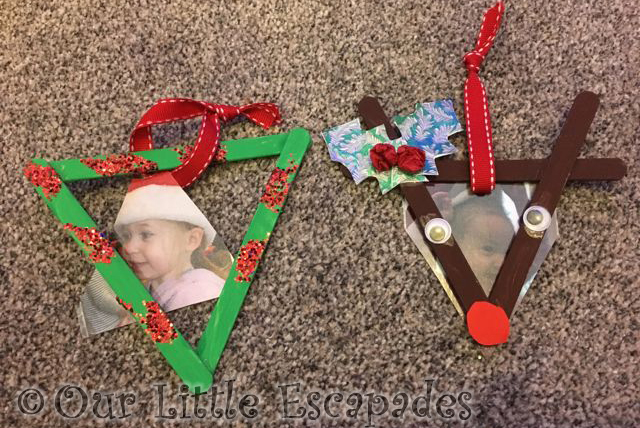 Little E Christmas Decorations 2016