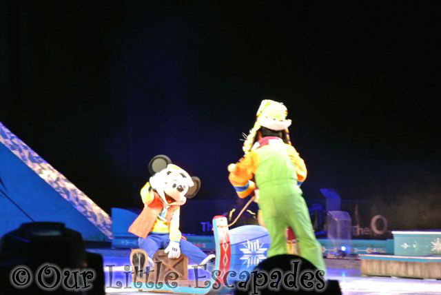 disney on ice frozen mickey mouse