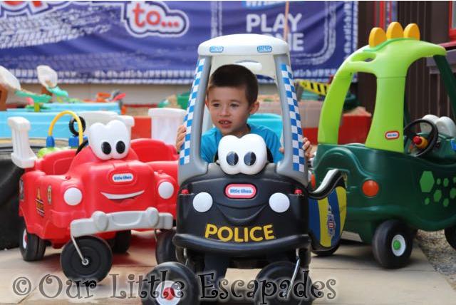 Diggerland kent little tikes wheelz play zone