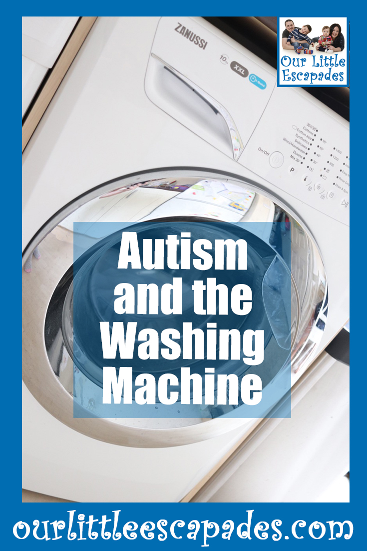 autism washing machine