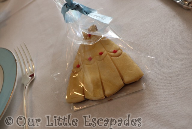 beauty and the beast afternoon tea belle speculoos dress marzipan