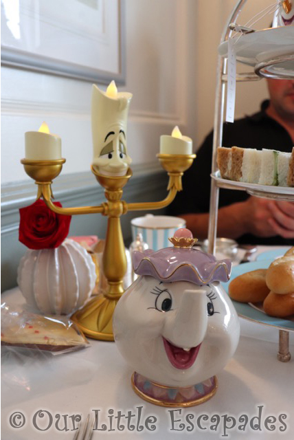 beauty and the beast afternoon tea lumiere mrs potts