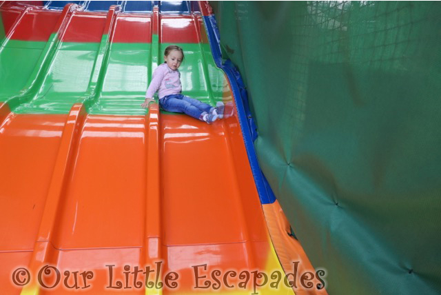 paradise wildlife park slides