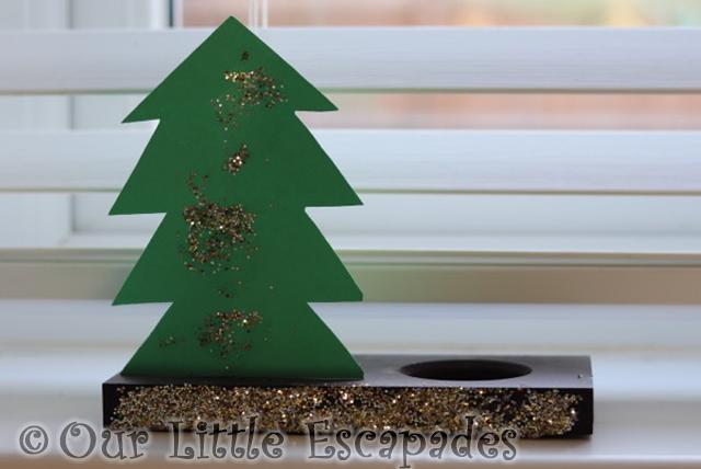 mince pie holder nursery christmas gifts