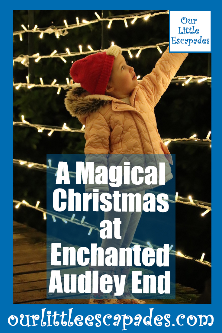 magical christmas enchanted audley end
