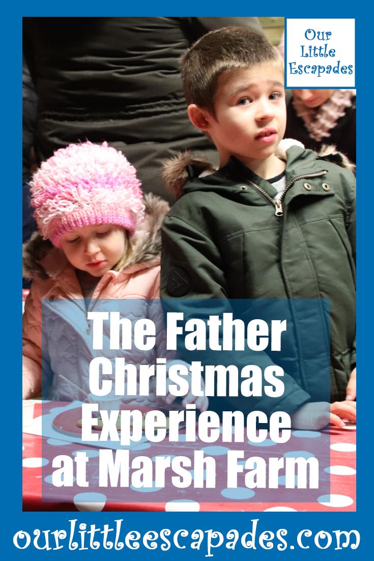 father christmas experience marsh farm