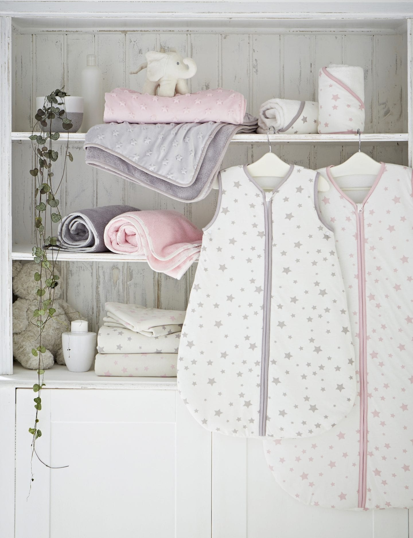 silentnight safe nights nursery collection