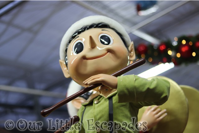st johns clacton musical elves christmas wonderland